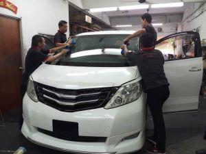 Kedai Tukar Cermin Kereta - TTDI, Kepong, & Shah Alam